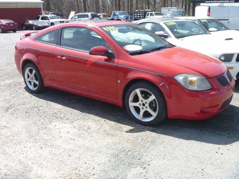 2009 Pontiac G5 GT 2dr Coupe - Bally PA
