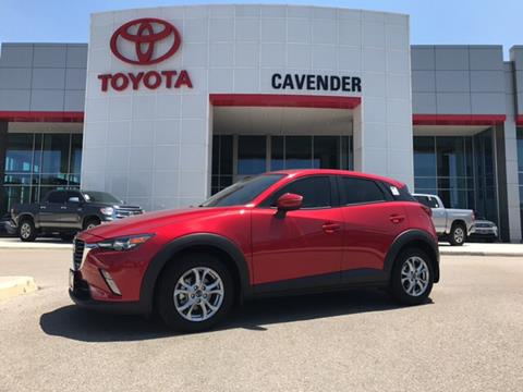 2016 Mazda CX-3 for sale in San Antonio, TX