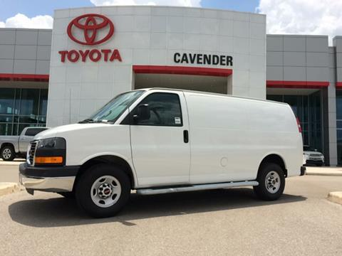 2016 GMC Savana Cargo for sale in San Antonio, TX