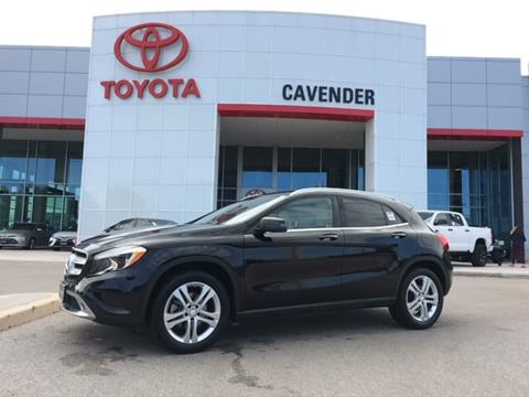 2016 Mercedes-Benz GLA for sale in San Antonio, TX