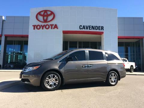 2011 Honda Odyssey for sale in San Antonio, TX