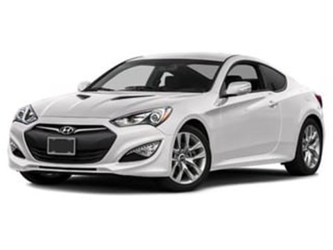 2015 Hyundai Genesis Coupe for sale in San Antonio, TX