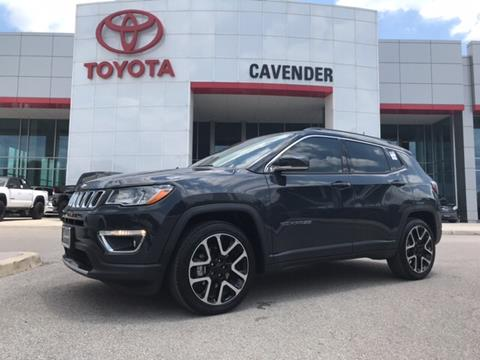 2018 Jeep Compass for sale in San Antonio, TX