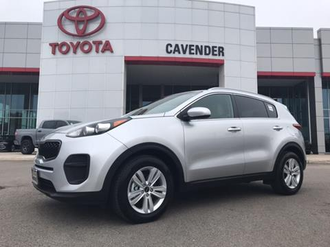 2019 Kia Sportage for sale in San Antonio, TX