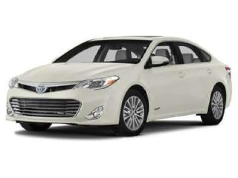 Used Toyota Avalon Hybrid For Sale Carsforsale Com 174