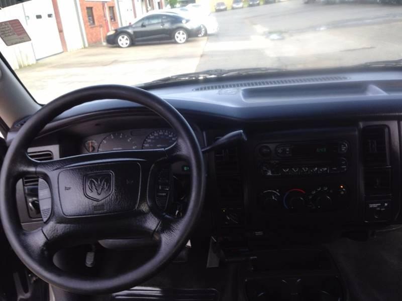 2002 Dodge Dakota 2dr Club Cab SLT Plus 4WD SB - Conway AR