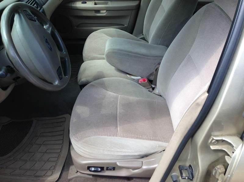 2001 Ford Taurus SES 4dr Sedan - Conway AR