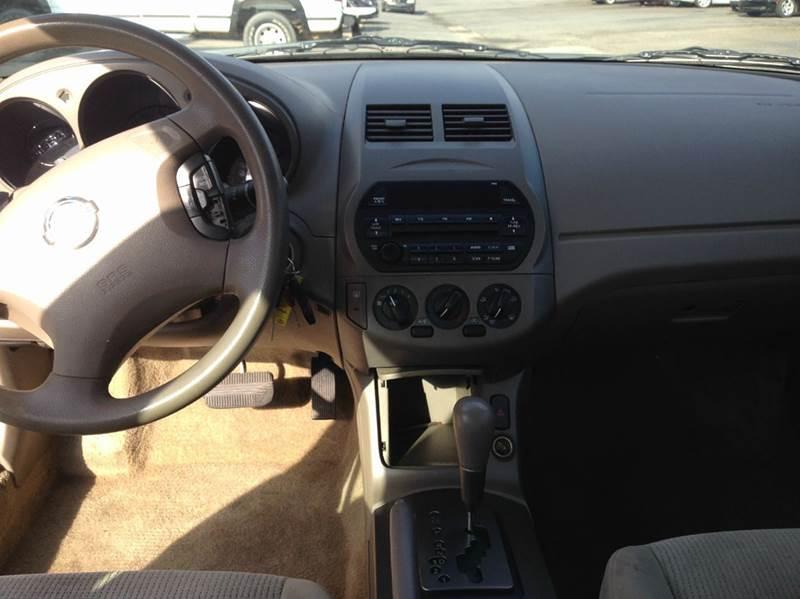 2002 Nissan Altima 2.5 S 4dr Sedan - Conway AR