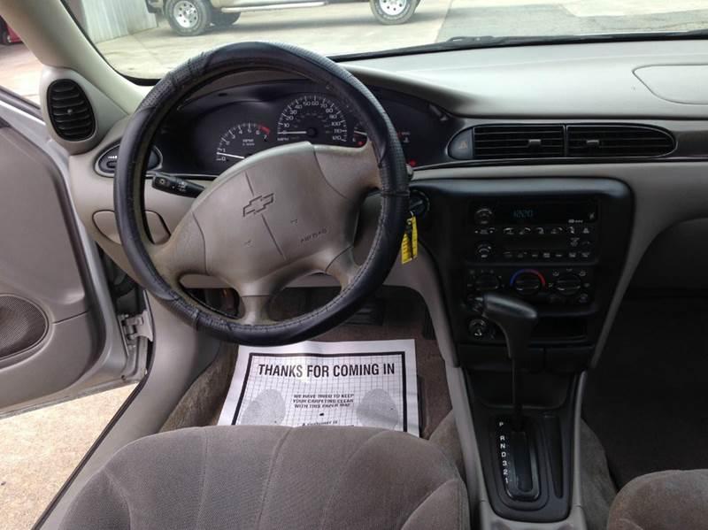 2002 Chevrolet Malibu 4dr Sedan - Conway AR