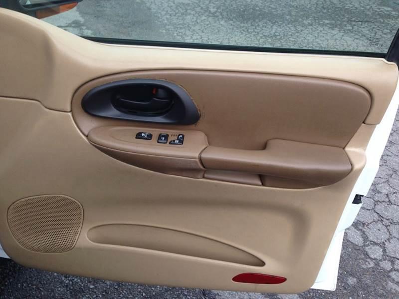 2002 Chevrolet TrailBlazer EXT LT 4WD 4dr SUV - Conway AR
