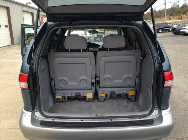 2001 Toyota Sienna 4dr LE Mini-Van - Conway AR