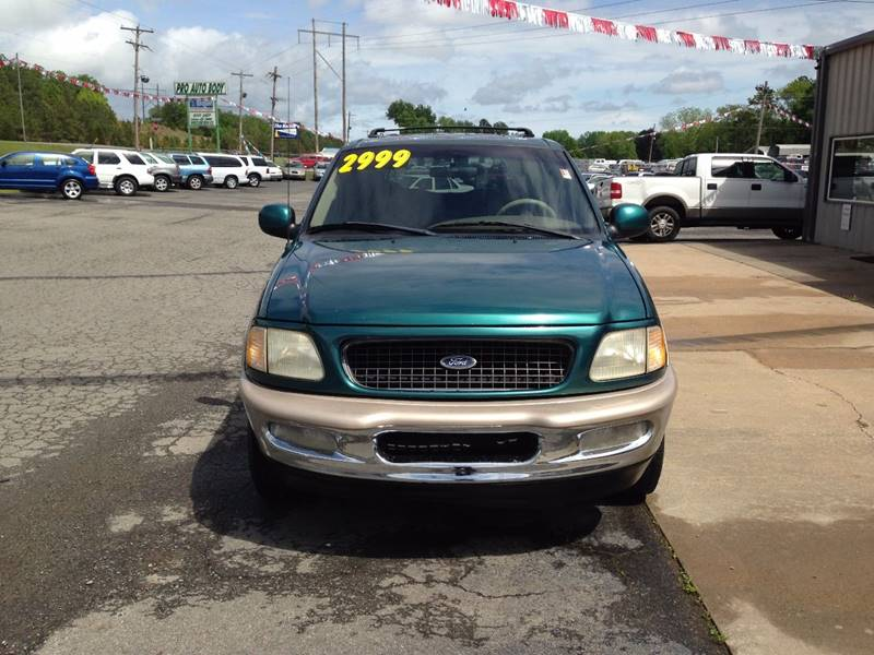 1998 Ford Expedition Eddie Bauer 4dr SUV - Conway AR