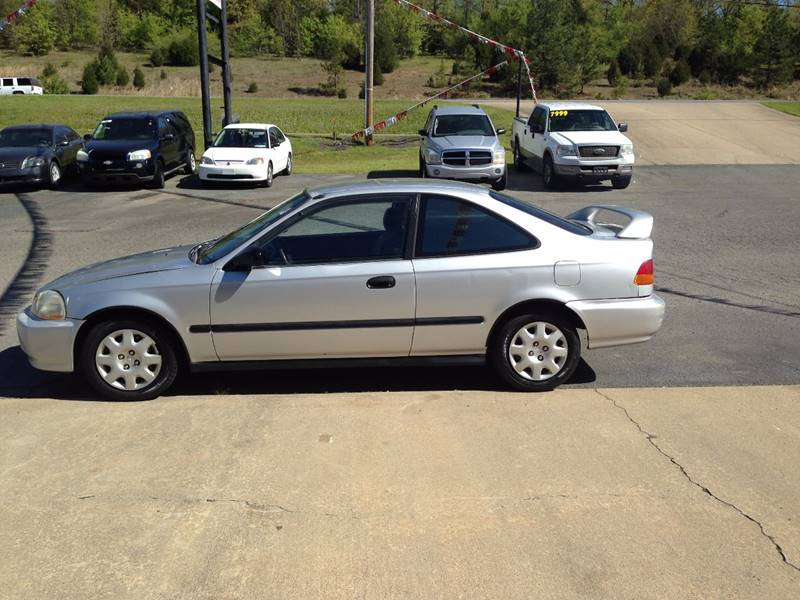 1998 Honda Civic DX 2dr Coupe - Conway AR