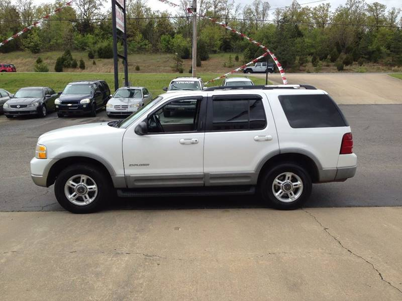 2002 Ford Explorer 4dr XLT 4WD SUV - Conway AR