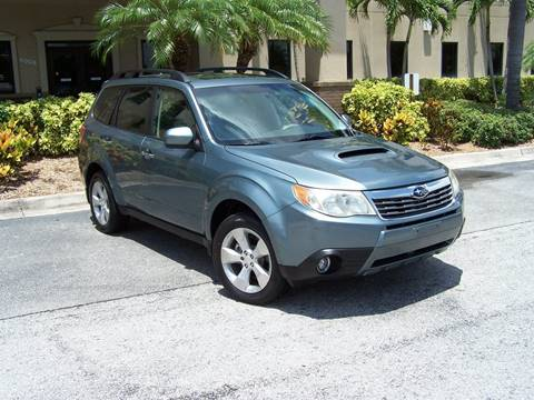 2009 Subaru Forester for sale in Saint Petersburg, FL