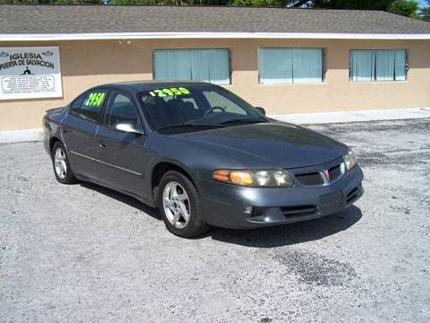 2005 Pontiac Bonneville for sale in Saint Petersburg, FL