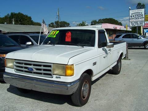 1990 Ford F-250 for sale in Saint Petersburg, FL