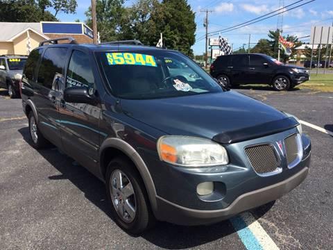 2005 Pontiac Montana SV6 for sale in Vineland, NJ