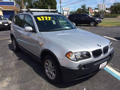 2004 BMW X3 for sale in Vineland, NJ