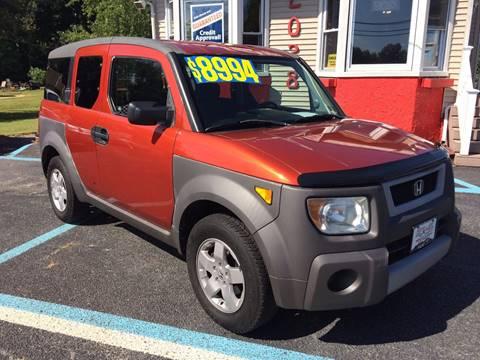 2003 Honda Element for sale in Vineland, NJ