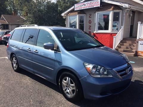 2005 Honda Odyssey for sale in Vineland, NJ