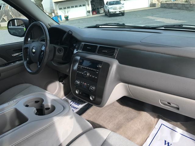 2007 Chevrolet Avalanche LS 1500 4dr Crew Cab 4WD SB - Milford MA