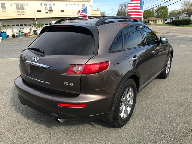 2008 Infiniti FX35 Base AWD 4dr SUV - Milford MA