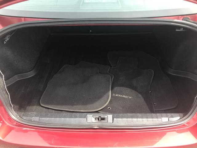 2015 Subaru Legacy AWD 2.5i Premium 4dr Sedan - Milford MA