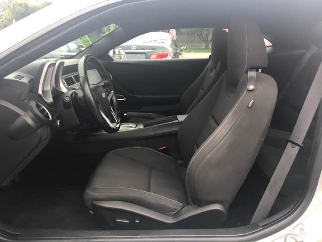 2013 Chevrolet Camaro LT 2dr Coupe w/1LT - Milford MA