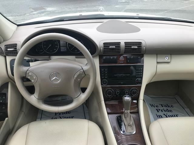 2007 Mercedes-Benz C-Class AWD C 280 Luxury 4MATIC 4dr Sedan - Milford MA