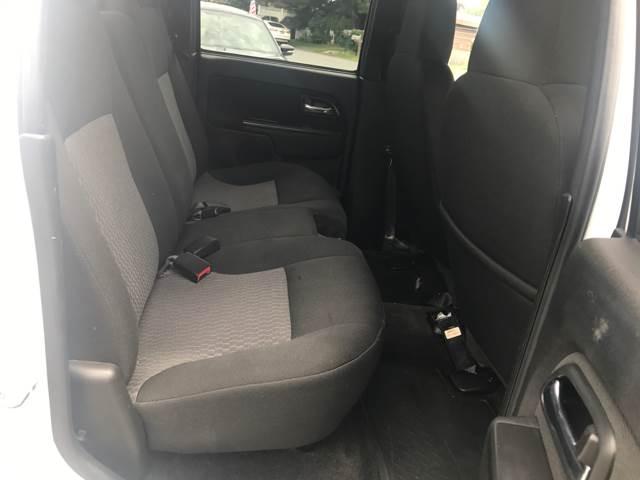 2009 Chevrolet Colorado 4x4 LT 4dr Crew Cab w/1LT - Milford MA
