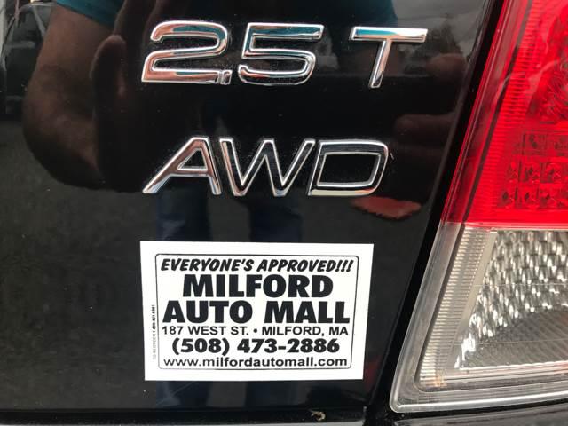2008 Volvo S60 AWD 2.5T 4dr Sedan - Milford MA
