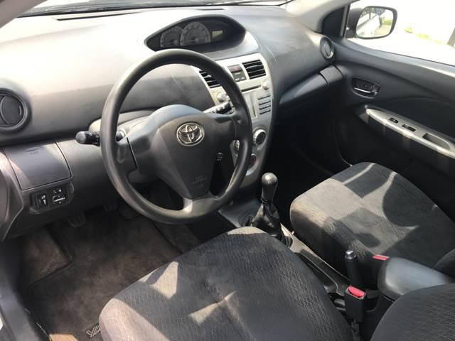 2007 Toyota Yaris S 4dr Sedan (1.5L I4 5M) - Milford MA