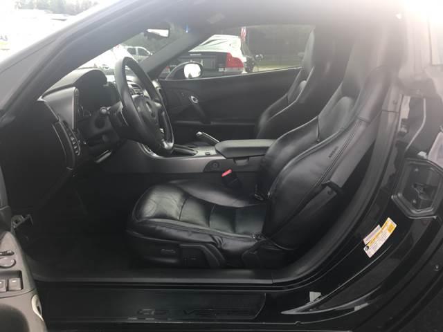2006 Chevrolet Corvette 2dr Coupe - Milford MA