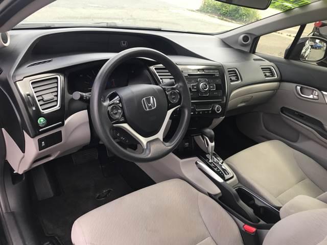 2013 Honda Civic EX 4dr Sedan - Milford MA