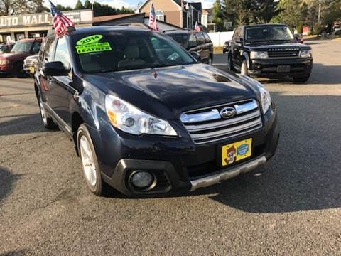 2014 Subaru Outback for sale in Milford, MA