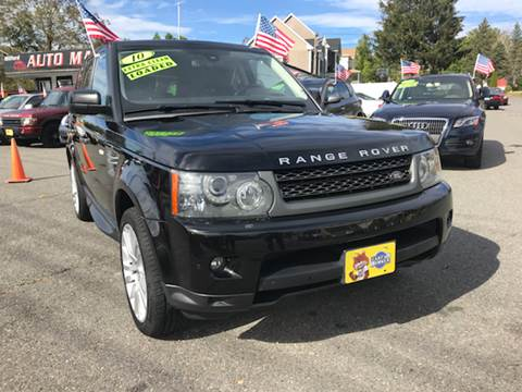 2010 Land Rover Range Rover Sport for sale in Milford, MA