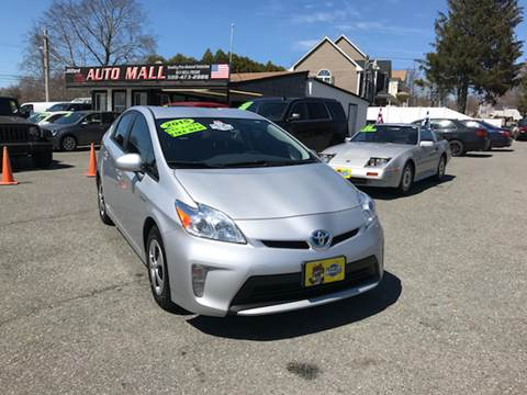 2015 Toyota Prius for sale in Milford, MA