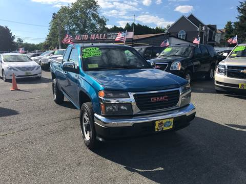 2011 GMC Canyon for sale in Milford, MA
