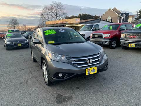 2012 Honda CR-V for sale at Milford Auto Mall in Milford MA