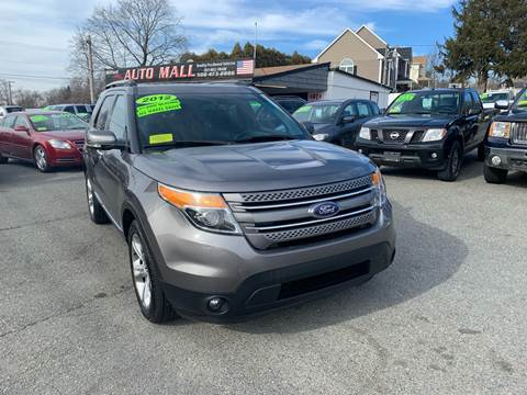 2012 Ford Explorer for sale at Milford Auto Mall in Milford MA