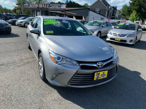 2015 Toyota Camry Hybrid for sale at Milford Auto Mall in Milford MA