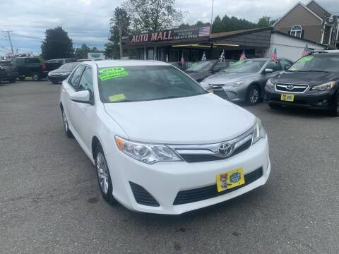 2014 Toyota Camry for sale at Milford Auto Mall in Milford MA