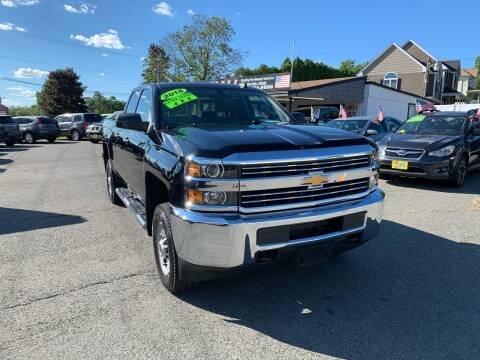 2018 Chevrolet Silverado 2500HD for sale at Milford Auto Mall in Milford MA