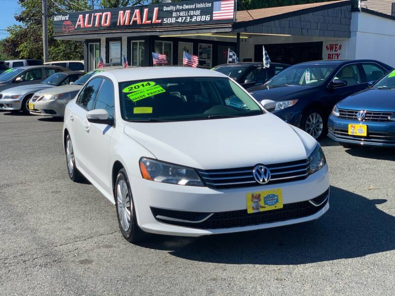 2014 Volkswagen Passat for sale at Milford Auto Mall in Milford MA