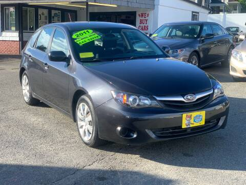 2011 Subaru Impreza for sale at Milford Auto Mall in Milford MA