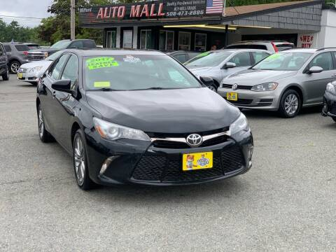 2017 Toyota Camry for sale at Milford Auto Mall in Milford MA