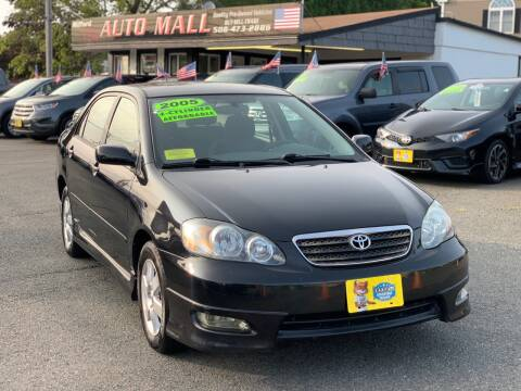 2005 Toyota Corolla for sale at Milford Auto Mall in Milford MA