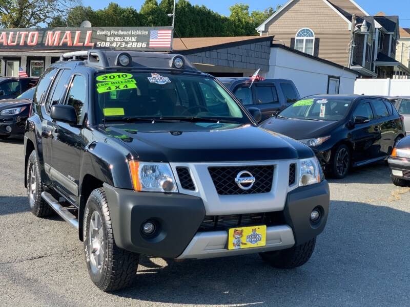 2010 Nissan Xterra for sale at Milford Auto Mall in Milford MA