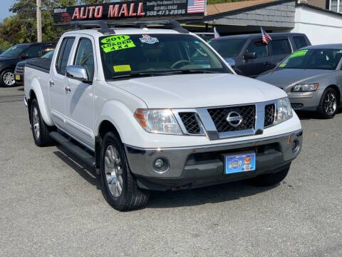 2011 Nissan Frontier for sale at Milford Auto Mall in Milford MA